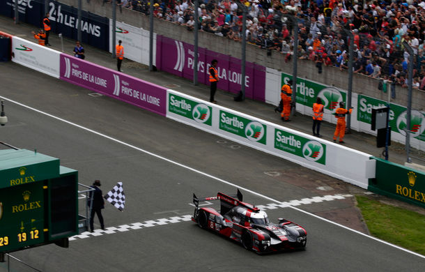 Și bărbații plâng câteodată. Cum s-a văzut de la circuit cursa de 24 de ore de la Le Mans - Poza 2