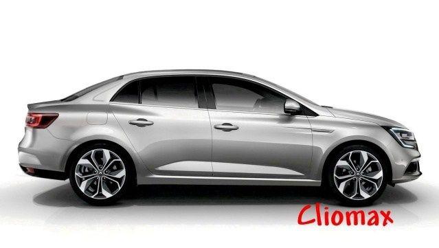 Primul contact cu noul Renault Fluence: schițele din manualul tehnic trădează formele viitorului Megane Sedan - Poza 5