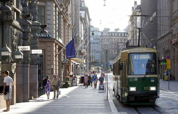 Finlanda dă tonul unei revoluții: fără mașini personale în oraș după 2025 - Poza 1