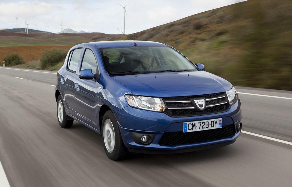 România conduce Franţa la pauză: Dacia Sandero, cea mai vândută maşină în Hexagon în rândul persoanelor fizice în prima jumătate a anului - Poza 1