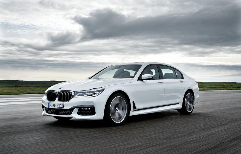 La mustaţă: BMW depăşeşte Mercedes cu 600 de unităţi în iunie, dar nu se atinge de rivali la vânzările în prima jumătate a anului - Poza 1