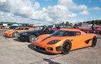 Koenigsegg are cei mai pasionați angajați: mașinile lor sunt un adevărat muzeu auto