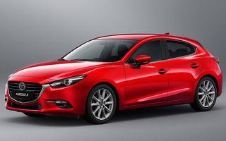 Facelift mai degrabă tehnic: Mazda3 primește o față cu modificări minore, dar schimbări tehnice și tehnologice interesante