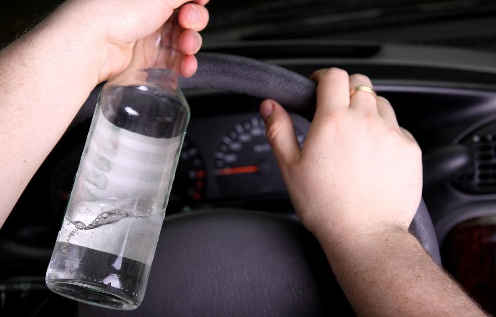 Băutura la volan dăunează grav vieţii: 18% dintre accidentele mortale din România, provocate de consumul de alcool - Poza 1