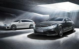 Ne despărţim de cel mai frumos Mercedes: versiunea specială CLS Final Edition, cântecul de lebădă înainte de lansarea noii generaţii
