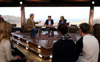 Clarkson și echipa au publicat primele imagini ale cortului în care se filmează The Grand Tour