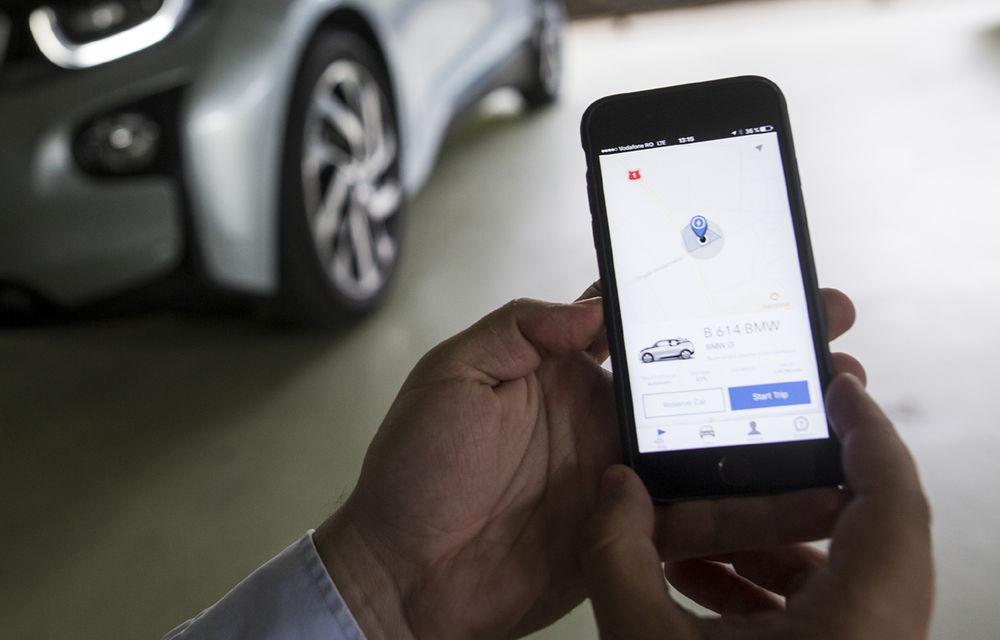Un nou impuls pentru maşinile electrice în Bucureşti: serviciu de car sharing cu 15 unităţi BMW i3 şi staţie de încărcare de 50 kW - Poza 3