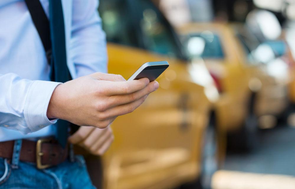 Un nou serviciu de taximetrie în Bucureşti: Taxify strânge la un loc taximetriştii şi şoferii independenţi - Poza 1
