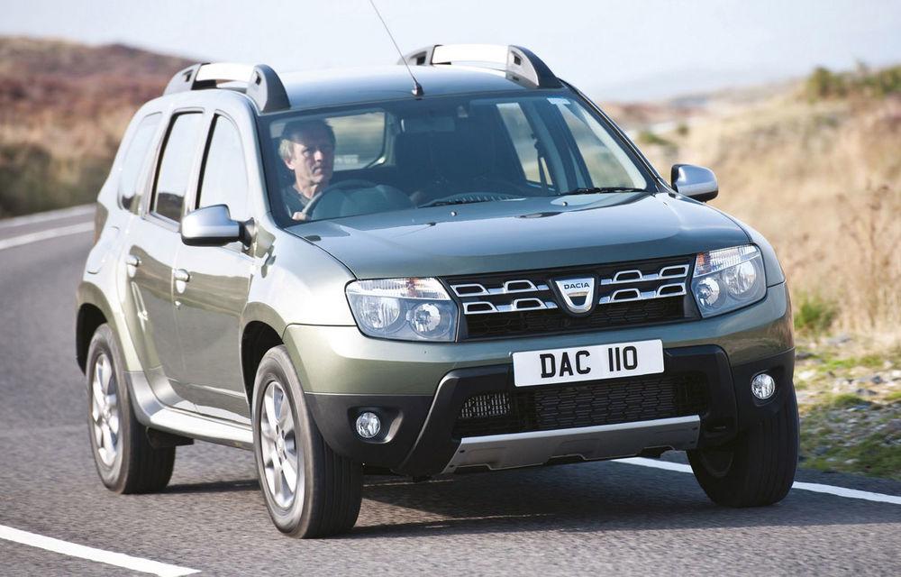 Încă un succes Dacia în Marea Britanie: dealerii constructorului român sunt pe locul doi în topul serviciilor - Poza 1