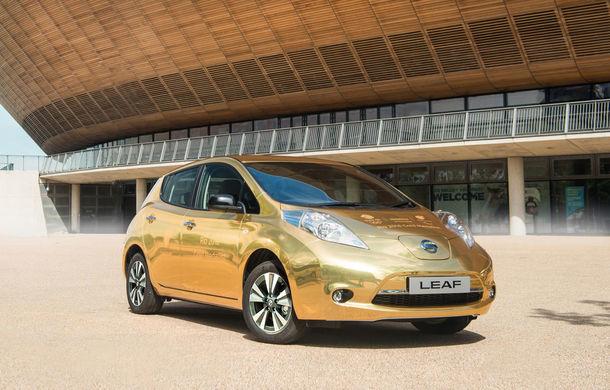 Ai noștri primesc Renault Kadjar, ai lor primesc Nissan Leaf: fiecare englez medaliat cu aur primește o mașină electrică - Poza 1