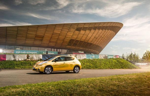 Ai noștri primesc Renault Kadjar, ai lor primesc Nissan Leaf: fiecare englez medaliat cu aur primește o mașină electrică - Poza 5