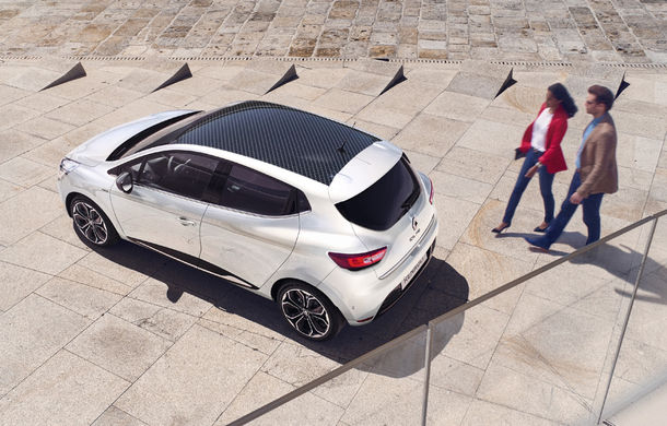 Abia lansat, Renault Clio facelift primeşte o versiune specială: Edition One aduce blocuri optice LED şi sistem audio Bose - Poza 1