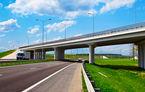 """Un nou """"succes"""" al construcţiei de autostrăzi: un pasaj de pe Lugoj - Deva are înălţimea prea mică"""