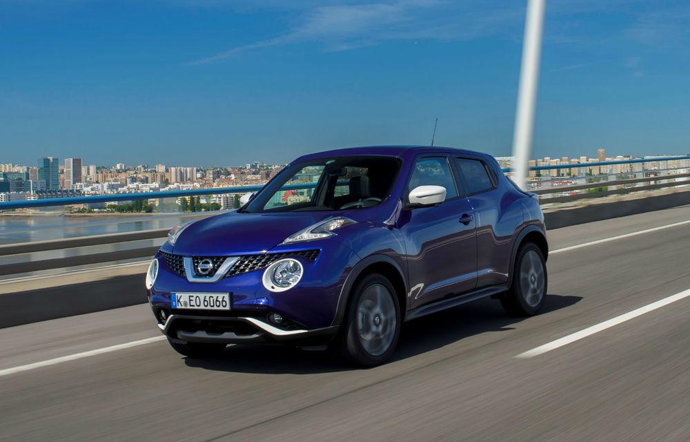 Producţia europeană de Juke, Qashqai şi Leaf, în pericol? Viitorul fabricii Nissan din Marea Britanie depinde de Brexit - Poza 1