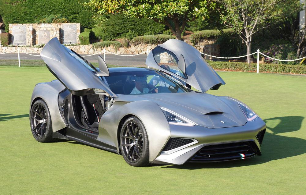 Unicitatea costă: singura mașină din lume construită din titan are un preț de 2.5 milioane de euro - Poza 2