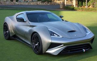 Unicitatea costă: singura mașină din lume construită din titan are un preț de 2.5 milioane de euro