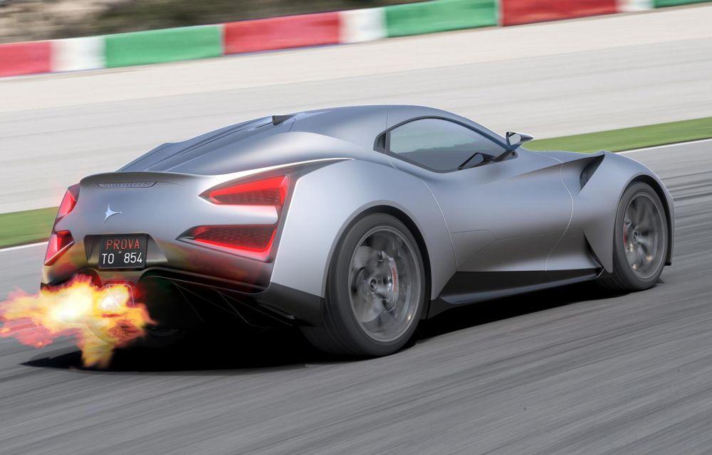 Unicitatea costă: singura mașină din lume construită din titan are un preț de 2.5 milioane de euro - Poza 3
