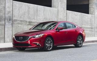 În fața unor amenințări ca Renault Talisman, Ford Mondeo și VW Passat, Mazda6 nu se predă: îmbunătățiri consistente pentru modelul japonez