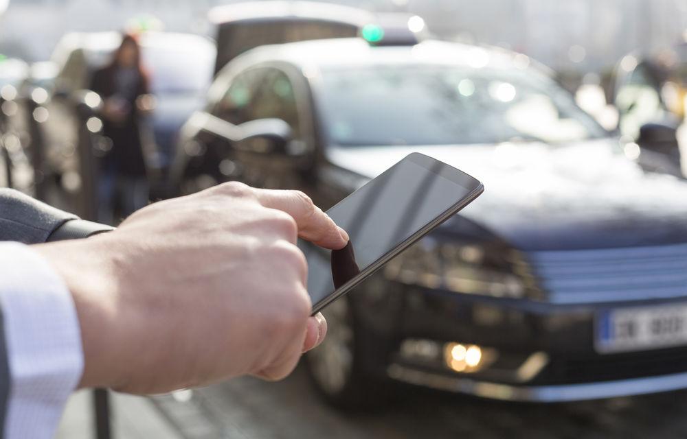 Un nou concurent pentru taximetrişti şi Uber: Taxify s-a lansat în Bucureşti şi costă 1.45 lei/km - Poza 1