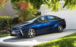 Picătură cu picătură: posesorii de mașini electrice pe hidrogen au depășit 1.6 milioane de kilometri parcurși în SUA