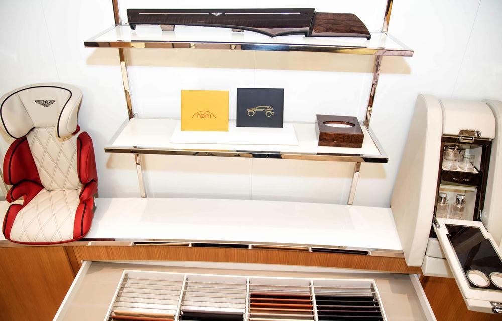Showroom excentric pentru Bentley în Dubai: 6 etaje, 7000 de metri pătrați, grădină la ultimul etaj - Poza 8