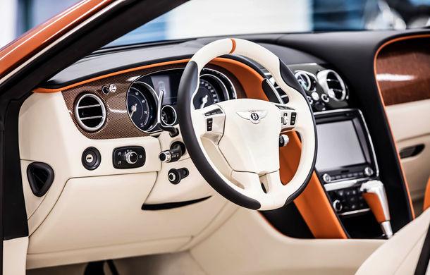 Showroom excentric pentru Bentley în Dubai: 6 etaje, 7000 de metri pătrați, grădină la ultimul etaj - Poza 10