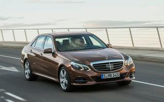 Mercedes aruncă la gunoi și chinezii reciclează: platforma vechiului E-Klasse va fi folosită pentru mai multe modele chinezești
