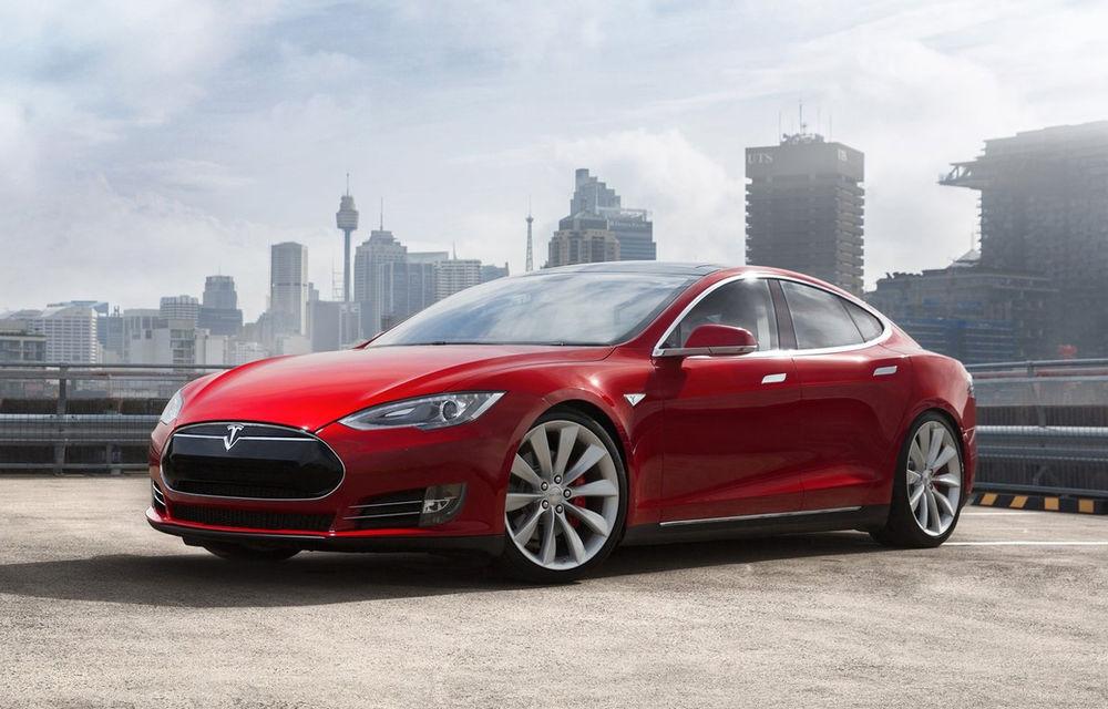 Tesla anunță noua versiune Model S P100D, cea mai rapidă mașină de serie din lume. Bonus: autonomie-record de 613 kilometri - Poza 1