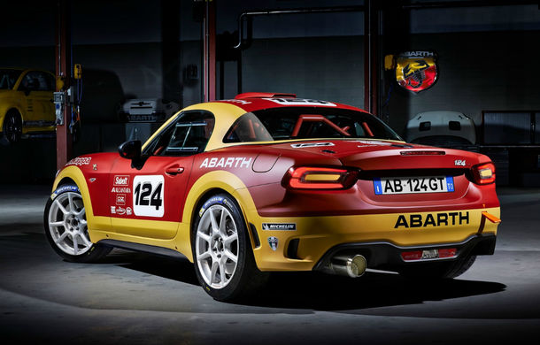 Acoperiș deasupra capului: Fiat va dezvolta un coupe bazat pe Mazda MX-5/Fiat 124 Spider - Poza 1