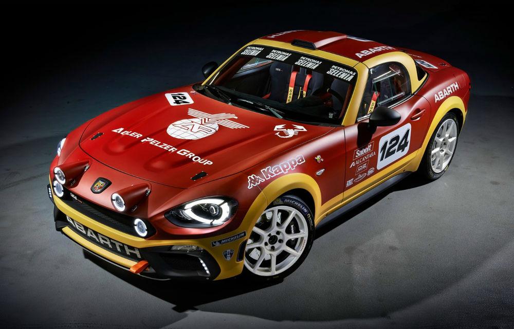 Acoperiș deasupra capului: Fiat va dezvolta un coupe bazat pe Mazda MX-5/Fiat 124 Spider - Poza 2