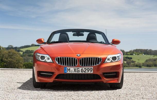 Despărțire în șoaptă de BMW Z4: roadsterul a ajuns la final de carieră și a fost scos din producție pe ușa din dos - Poza 1