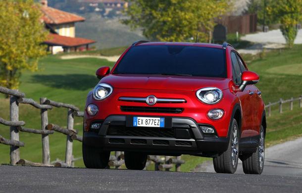 Se răzbună nemţii pentru Dieselgate? Germania acuză Fiat de utilizarea unui dispozitiv ilegal pentru emisii pe Fiat 500X şi Jeep Renegade - Poza 1