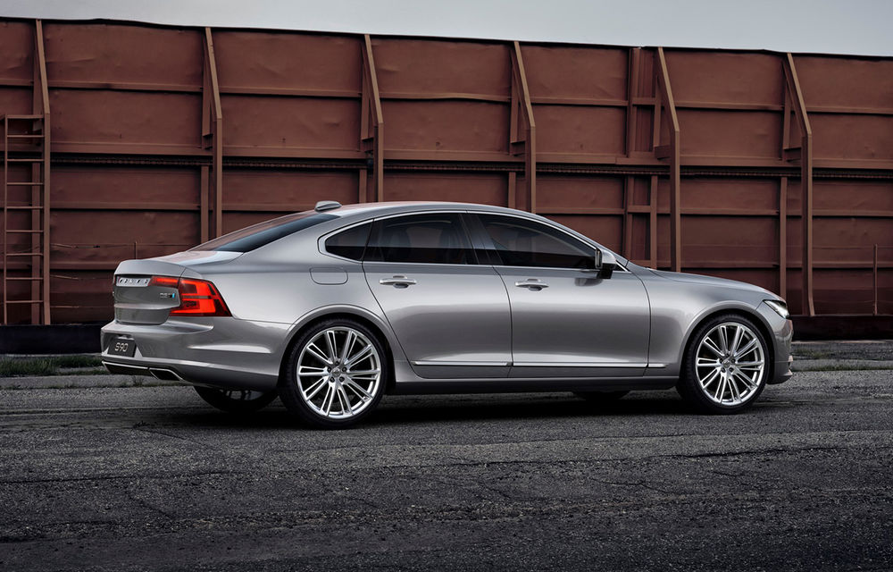 Volvo S90 şi V90 primesc pachetul de performanţă Polestar: motorul diesel de 2.0 litri ajunge acum la 240 de cai putere - Poza 3