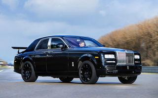 """Rolls Royce vrea să reinventeze roata: """"Cullinan NU va fi un SUV de lux cum este Bentley Bentayga"""""""