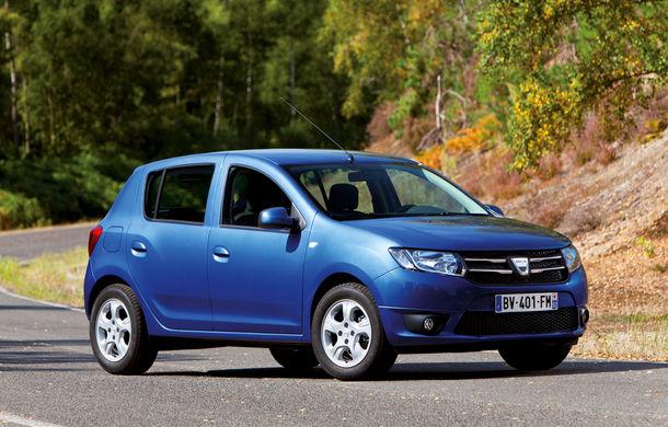 Dacia spulberă concurenţa franceză chiar în Hexagon: cotă de piaţă de peste 11% pe segmentul persoanelor fizice - Poza 1
