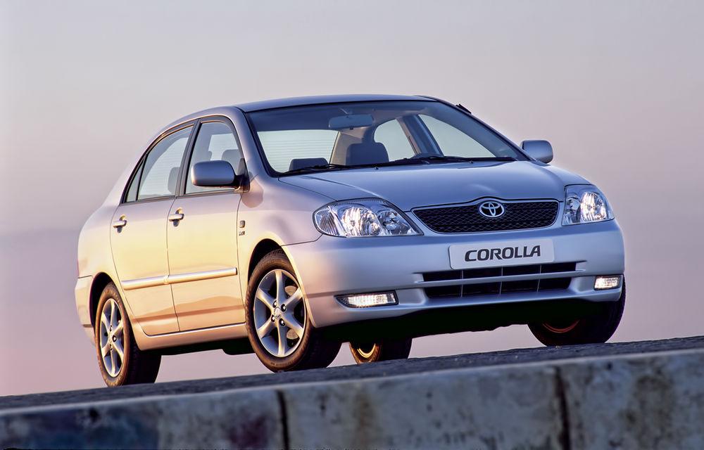 La mulți ani, Toyota Corolla! Cea mai vândută mașină din lume împlinește 50 de ani în 2016 - Poza 8