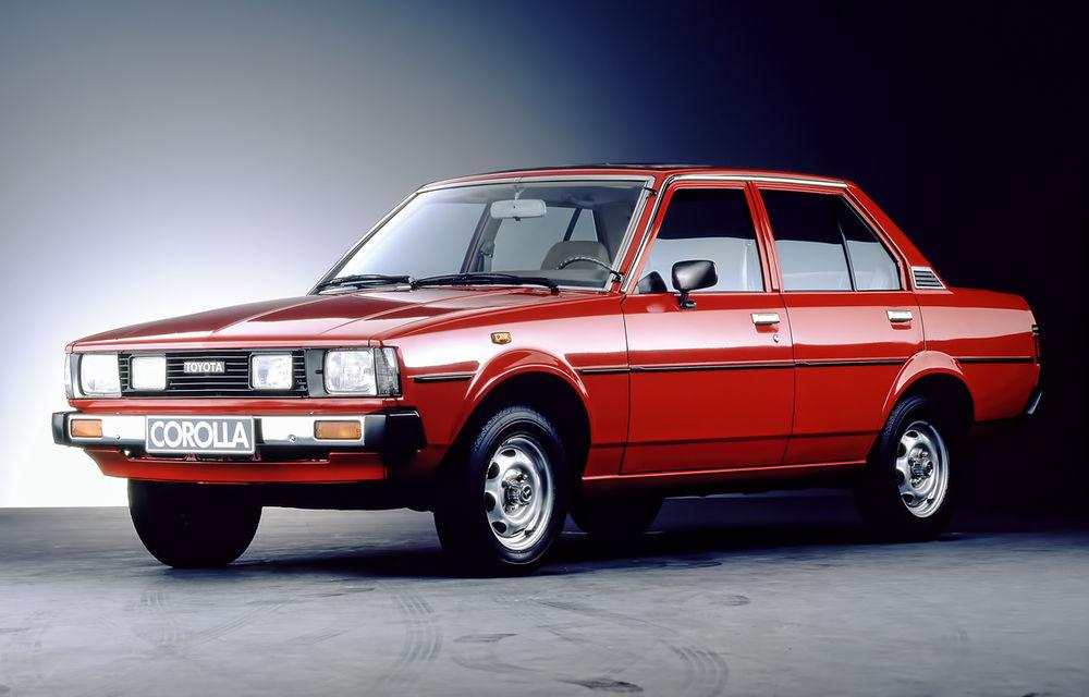 La mulți ani, Toyota Corolla! Cea mai vândută mașină din lume împlinește 50 de ani în 2016 - Poza 4