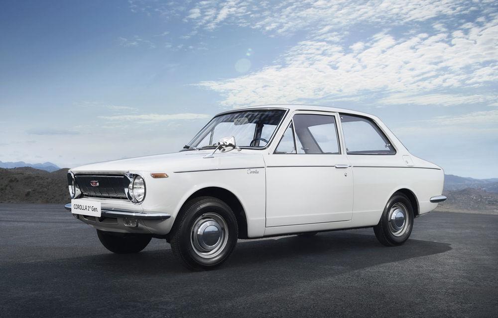 La mulți ani, Toyota Corolla! Cea mai vândută mașină din lume împlinește 50 de ani în 2016 - Poza 2