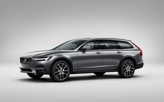 Aproape SUV: Volvo V90 Cross Country vrea o felie din piața familiștilor cu spirit de aventură