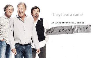 Trailer spectaculos pentru The Grand Tour: noua emisiune auto a lui Jeremy Clarkson va începe în 18 noiembrie