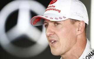 """Primele veşti după un an despre starea de sănătate a lui Schumacher: """"Nu poate merge"""""""