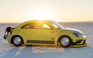 Cel mai rapid Volkswagen Beetle din lume a atins o viteză de 320 de km/h