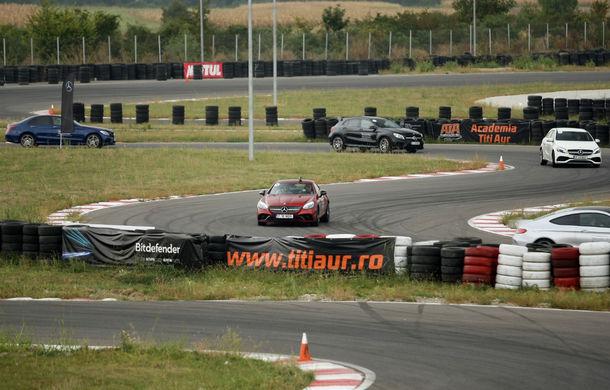 FOTOREPORTAJ: O zi cu modelele Mercedes-Benz pe circuit - Poza 14