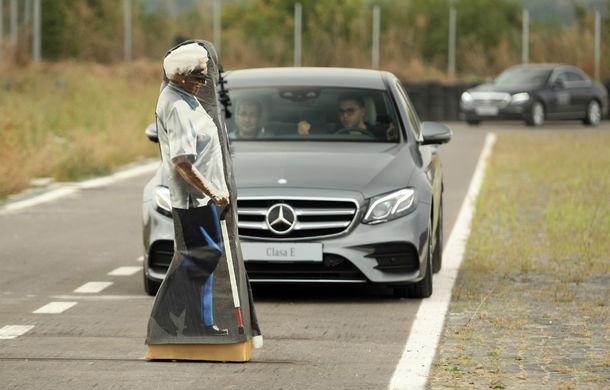 FOTOREPORTAJ: O zi cu modelele Mercedes-Benz pe circuit - Poza 8