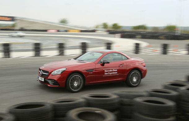 FOTOREPORTAJ: O zi cu modelele Mercedes-Benz pe circuit - Poza 17