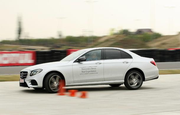 FOTOREPORTAJ: O zi cu modelele Mercedes-Benz pe circuit - Poza 2