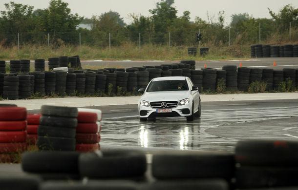 FOTOREPORTAJ: O zi cu modelele Mercedes-Benz pe circuit - Poza 5