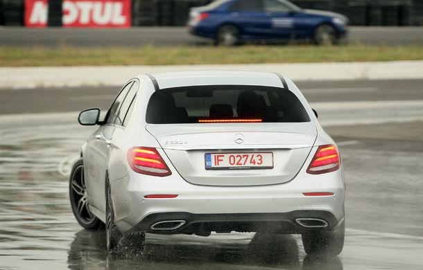 FOTOREPORTAJ: O zi cu modelele Mercedes-Benz pe circuit - Poza 4