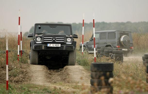 FOTOREPORTAJ: O zi cu modelele Mercedes-Benz pe circuit - Poza 7