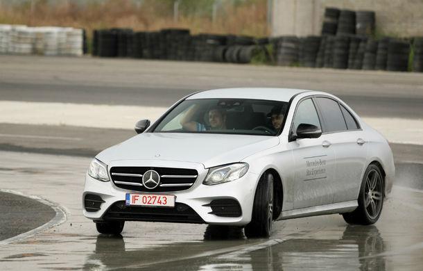 FOTOREPORTAJ: O zi cu modelele Mercedes-Benz pe circuit - Poza 3